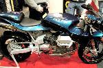 Helsingin Moottoripyörämessut - Copyright 2001 MC BajaHill