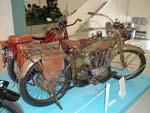 Kaksipyöräisten historia Suomessa - polkupyörästä moottoripyörään. Kuva © Matti Kallio