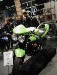Helsingin moottoripyöränäyttely 1.-3.2.2002 - Kuva: (c) Christina Palmu