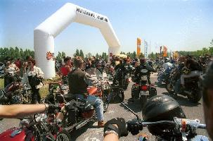 Harley Owners Group Hungary, International Harley festival. Kuva: (c)