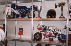 Budapestin moottoripyöränäyttely. Kuva: (c) Santtu Ahonen