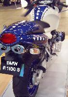 Helsingin moottoripyörämessut 31.1-2.2.2003. Kuva (c) 2003 Christina Palmu.