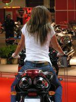 Moottoripyörämessut 2004 - (c) Tero Kiira